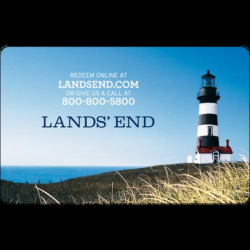 Lands' End eGift Card - $50