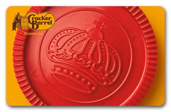 Cracker Barrel Old Country Store eGift Card - $25Cracker Barrel Old Country Store eGift Card - $25