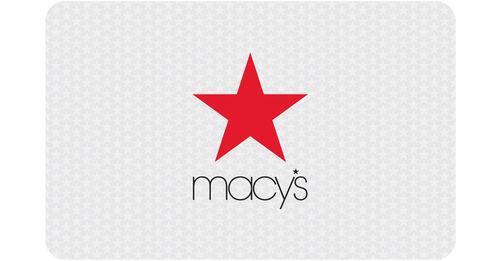 Macy's eGift Card - $100