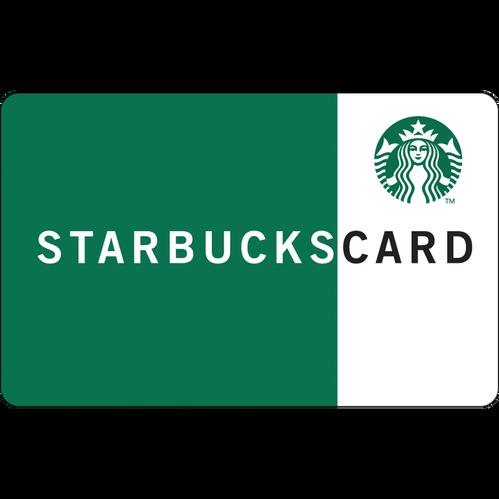 Starbucks eGift Card - $10
