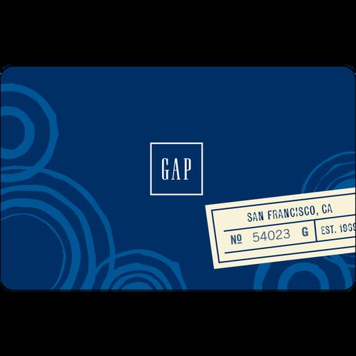 Gap Options eGift Card - $25