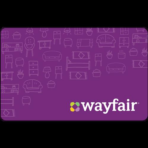 Wayfair eGift Card - $500