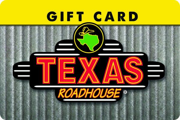 Texas Roadhouse eGift Card - $50Texas Roadhouse eGift Card - $50