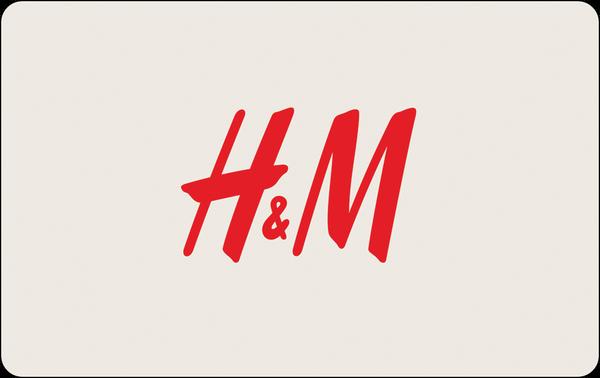 H&M eGift Card - $100H&M eGift Card - $100