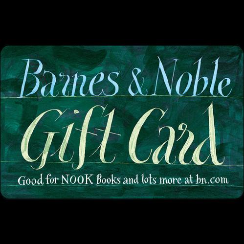 Barnes & Noble eGift Card - $25