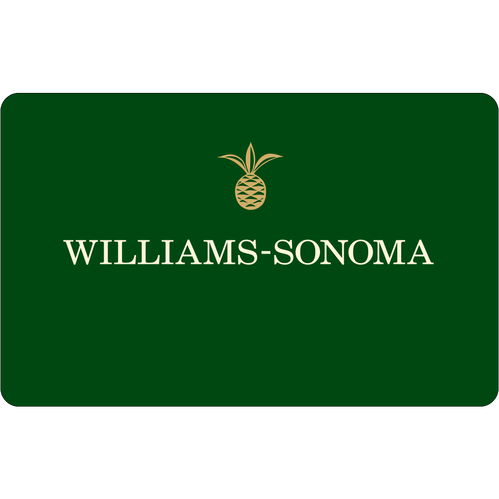 Williams-Sonoma eGift Card - $25
