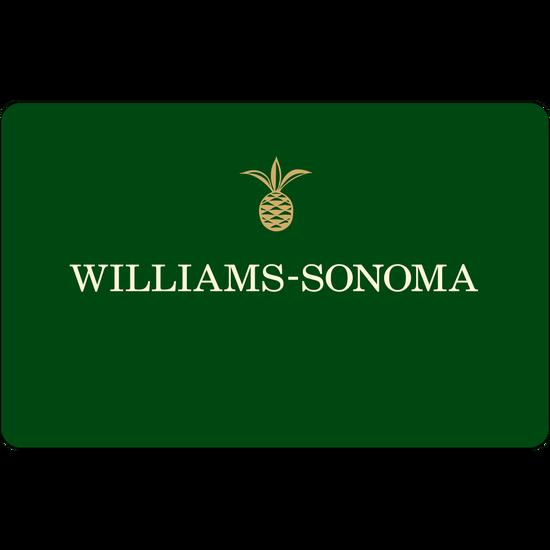 Williams-Sonoma eGift Card - $100Williams-Sonoma eGift Card - $100