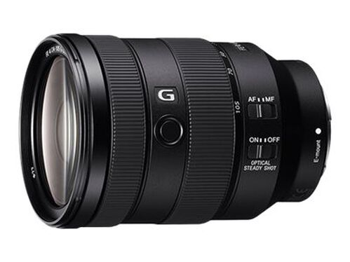 Sony SEL24105G - zoom lens - 24 mm - 105 mm, , hi-res