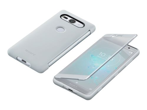 Sony XPERIA XZ2 Compact - H8314 - white silver - 4G LTE - 64 GB - GSM - smartphone, , hi-res