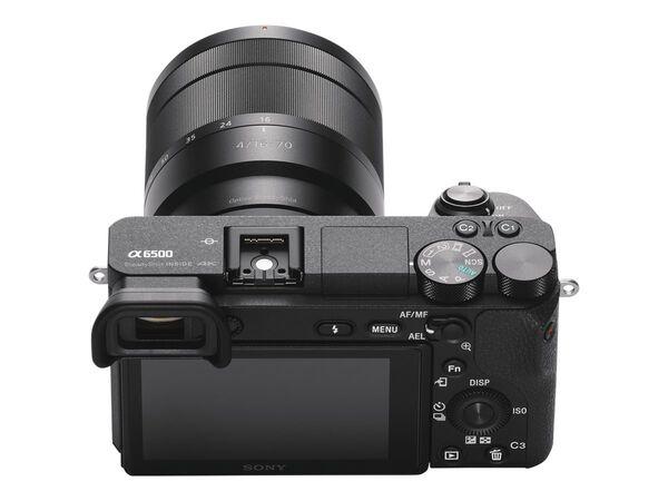 Sony α6500 ILCE-6500M - digital camera E 18-135mm OSS lensSony α6500 ILCE-6500M - digital camera E 18-135mm OSS lens, , hi-res