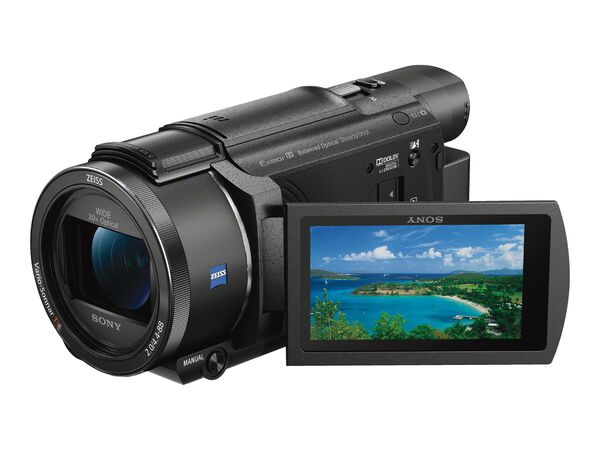 Sony Handycam FDR-AX53 - camcorder - Carl Zeiss - storage: flash cardSony Handycam FDR-AX53 - camcorder - Carl Zeiss - storage: flash card, , hi-res