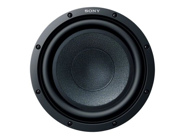 Sony XS-GSW101 - subwoofer driver - for carSony XS-GSW101 - subwoofer driver - for car, , hi-res