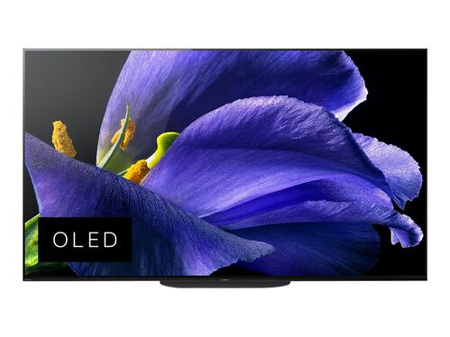 "Sony XBR-55A9G BRAVIA XBR A9G Master Series - 55"" Class (54.6"" viewable) OLED TV - 4K, , hi-res"