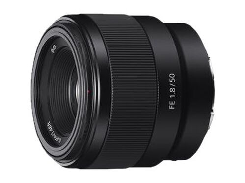 Sony SEL50F18F - lens - 50 mm - 50 mm, , hi-res