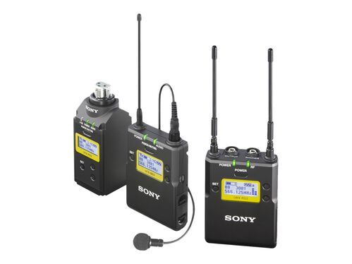 Sony UWP-D16/25 - wireless microphone system, , hi-res