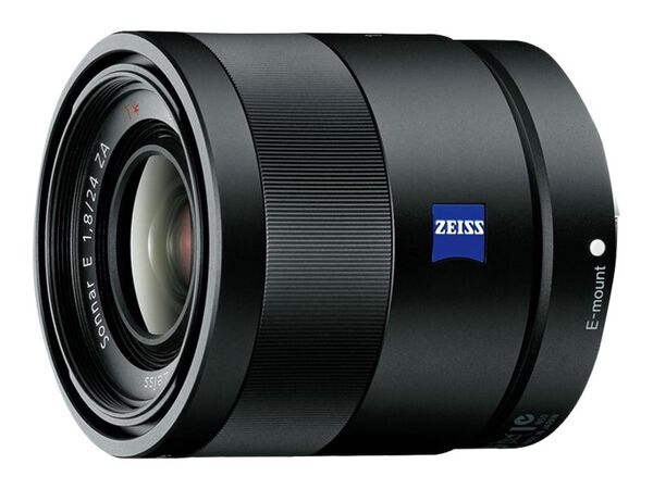 Sony SEL24F18Z - wide-angle lens - 24 mmSony SEL24F18Z - wide-angle lens - 24 mm, , hi-res