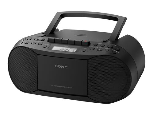 Sony CFD-S70 - boombox - CD, Cassette, , hi-res