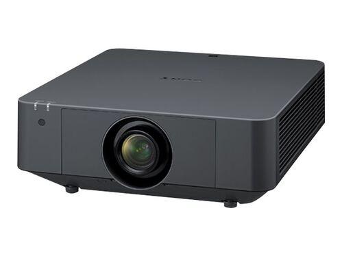 Sony VPL-FHZ75 - 3LCD projector - standard lens - LAN - black, , hi-res