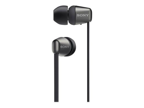 Sony WI-C310 - earphones with micSony WI-C310 - earphones with mic, Black, hi-res
