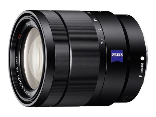 Sony SEL1670Z - zoom lens - 16 mm - 70 mm, , hi-res