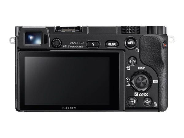Sony α6000 ILCE-6000 - digital camera - body onlySony α6000 ILCE-6000 - digital camera - body only, Black, hi-res