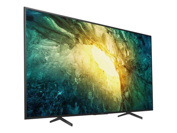 "Sony KD-55X750H BRAVIA X750H Series - 55"" Class (54.6"" viewable) LED TV - 4KSony KD-55X750H BRAVIA X750H Series - 55"" Class (54.6"" viewable) LED TV - 4K, , hi-res"