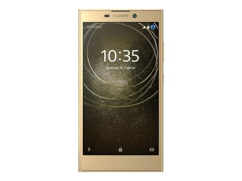 Sony XPERIA L2 - gold - 4G LTE - 32 GB - GSM - smartphone, , hi-res