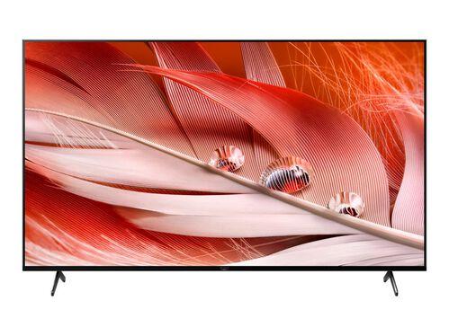 "Sony XR-65X90J BRAVIA XR X90J Series - 65"" Class (64.5"" viewable) LED-backlit LCD TV - 4K, , hi-res"
