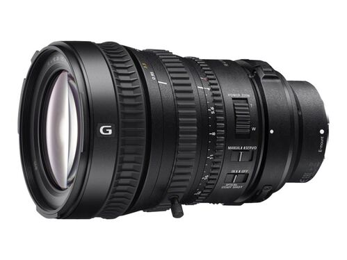 Sony SELP28135G - zoom lens - 28 mm - 135 mm, , hi-res