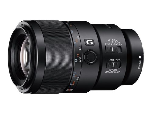 Sony SEL90M28G - telephoto lens - 90 mm, , hi-res