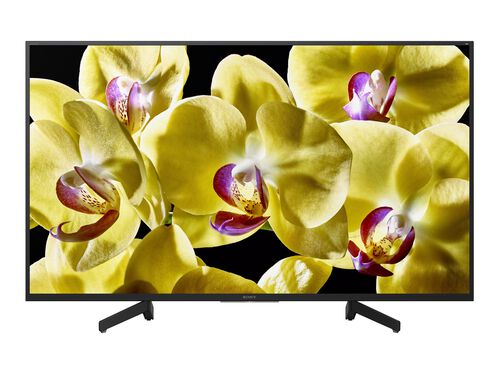 "Sony XBR-43X800G BRAVIA XBR X800G Series - 43"" Class (42.5"" viewable) LED TV, , hi-res"