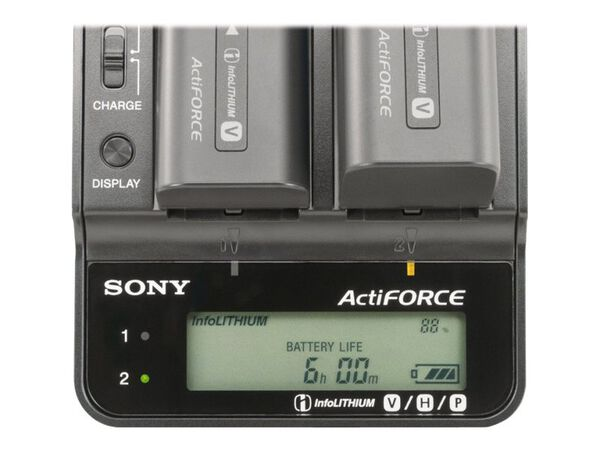 Sony AC-VQV10 battery charger / power adapterSony AC-VQV10 battery charger / power adapter, , hi-res
