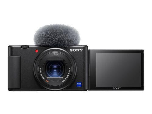 Sony ZV-1 - digital camera - ZEISS, Black, hi-res
