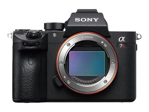 Sony α7R III ILCE-7RM3 - digital camera - body only, , hi-res