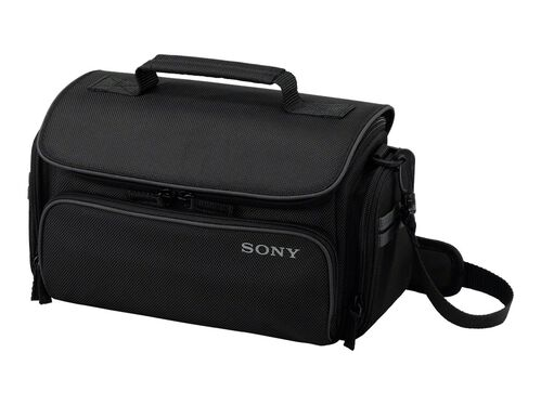 Sony LCS-U30 - case for digital photo camera / camcorder, , hi-res