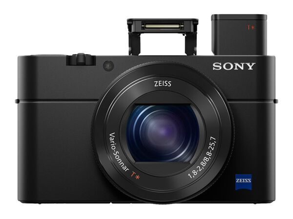 Sony Cyber-shot DSC-RX100 IV - digital camera - Carl ZeissSony Cyber-shot DSC-RX100 IV - digital camera - Carl Zeiss, , hi-res