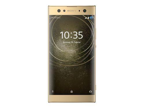Sony XPERIA XA2 Ultra - gold - 4G LTE - 32 GB - GSM - smartphone, , hi-res
