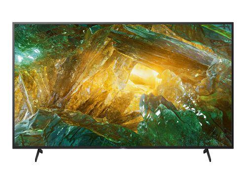 "Sony XBR-85X800H BRAVIA X800H Series - 85"" Class (84.6"" viewable) LED TV - 4K, , hi-res"