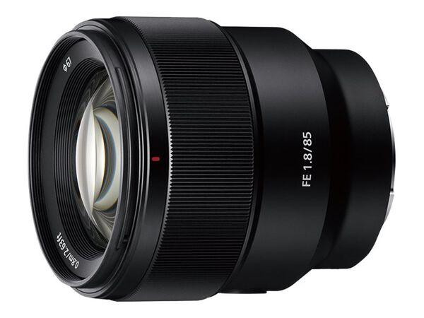 Sony SEL85F18 - telephoto lens - 85 mmSony SEL85F18 - telephoto lens - 85 mm, , hi-res