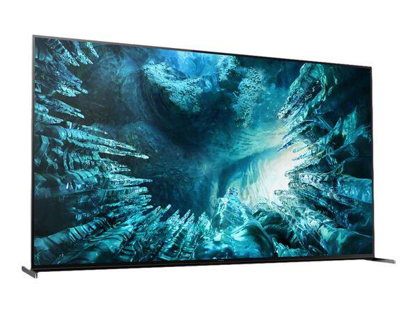 "Sony XBR-85Z8H BRAVIA XBR Z8H series - 85"" Class (84.6"" viewable) LED-backlit LCD TV - 8KSony XBR-85Z8H BRAVIA XBR Z8H series - 85"" Class (84.6"" viewable) LED-backlit LCD TV - 8K, , hi-res"
