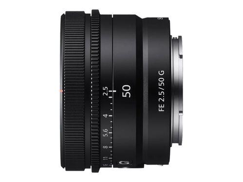 Sony SEL50F25G - lens - 50 mm, , hi-res