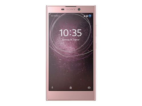 Sony XPERIA L2 - pink - 4G LTE - 32 GB - GSM - smartphone, , hi-res