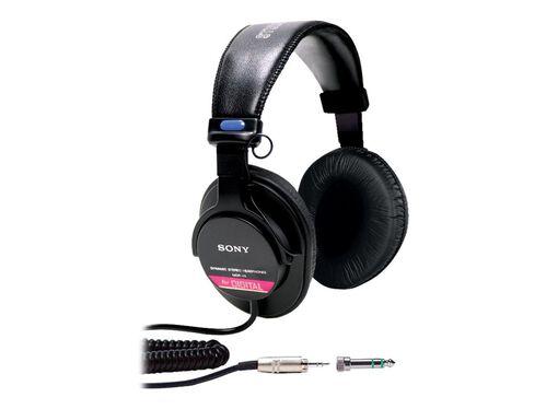 Sony MDR-V6 - headphones, , hi-res