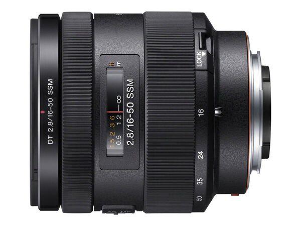 Sony SAL1650 - zoom lens - 16 mm - 50 mmSony SAL1650 - zoom lens - 16 mm - 50 mm, , hi-res