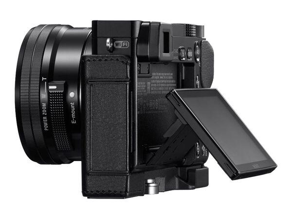 Sony LCS-EBE - camera case base for cameraSony LCS-EBE - camera case base for camera, , hi-res