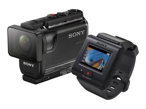 Sony Action Cam-HDR-AS50R - action camera - Carl Zeiss, , hi-res