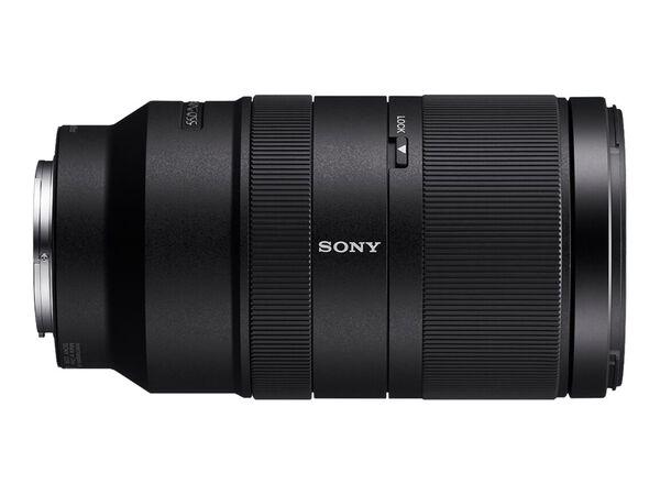 Sony SEL70350G - telephoto zoom lens - 70 mm - 350 mmSony SEL70350G - telephoto zoom lens - 70 mm - 350 mm, , hi-res