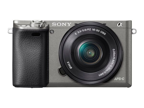 Sony α6000 ILCE-6000 - digital camera - body onlySony α6000 ILCE-6000 - digital camera - body only, Black, hi-res