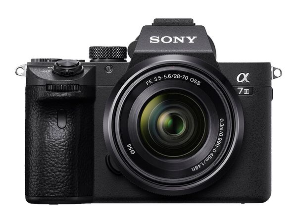 Sony α7 III ILCE-7M3K - digital camera FE 28-70mm OSS lensSony α7 III ILCE-7M3K - digital camera FE 28-70mm OSS lens, , hi-res