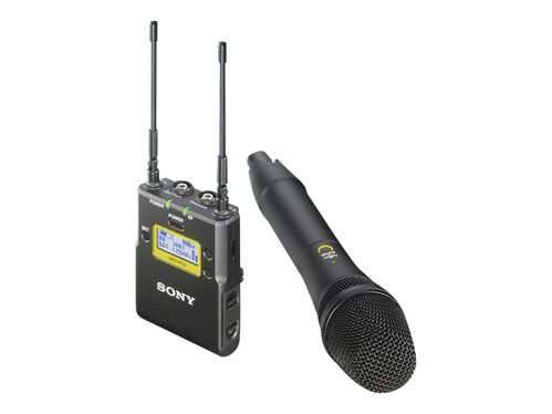 Sony UWP-D12/25 - wireless microphone system, , hi-res